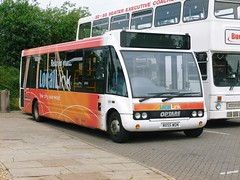 MX55 WDN (markkirk85) Tags: park street new city bus buses coach solo and council enterprise peterborough acland 598 optare 22006 mx55 wdn mx55wdn