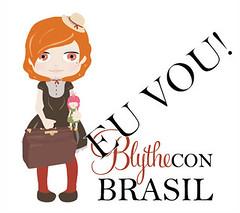 Blythe Convention Brasil Eu Vou!