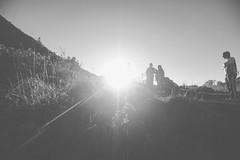 RUL_2898 (Syahruz) Tags: sunset sea sky bali mountain kids clouds sunrise trekking stars 50mm volcano outdoor 85mm wave bliss kuta 2012 batur legian jimbaran bluepoint mountbatur nikond700 syahruzphotography blissphotocinema syahruzcom