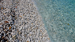 Sassi di mare - Sea stones (Ola55) Tags: sea italy reflections mare stones sassi riflessi italians seawater the4elements mywinners aplusphoto acquadimare worldtrekker ola55