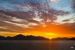 Sunset (doveoggi) Tags: cruise sunset alaska 4423 explored bestcapturesaoi