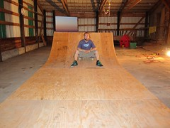 """1st halfpipe self portrait • <a style=""""font-size:0.8em;"""" href=""""http://www.flickr.com/photos/99295536@N00/7554256732/"""" target=""""_blank"""">View on Flickr</a>"""