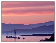 Skye / Scotland 2012 - Day 5 / Afterglow (2) (-terry-) Tags: winner challenge kanchenjunga buoyant thepinnaclehof kanchenjungachallengewinner tphofweek162