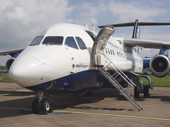 BAE 146-301 ARA FAAM (Nigel Musgrove-1.5 million views-thank you!) Tags: england tattoo for university air royal july gloucestershire international british bae airborne 78 atmospheric raf ara aerospace 2012 fairford cranfield measurements riat airtattoo gluxe facilty faam 146301