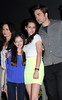 Mackenzie Foy, Robert Pattinson and Kristen Stewart San Diego Comic-Con 2012