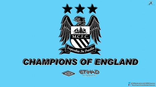 Champions Of England.