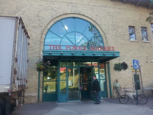The Forks Market, Winnipeg, Manitoba