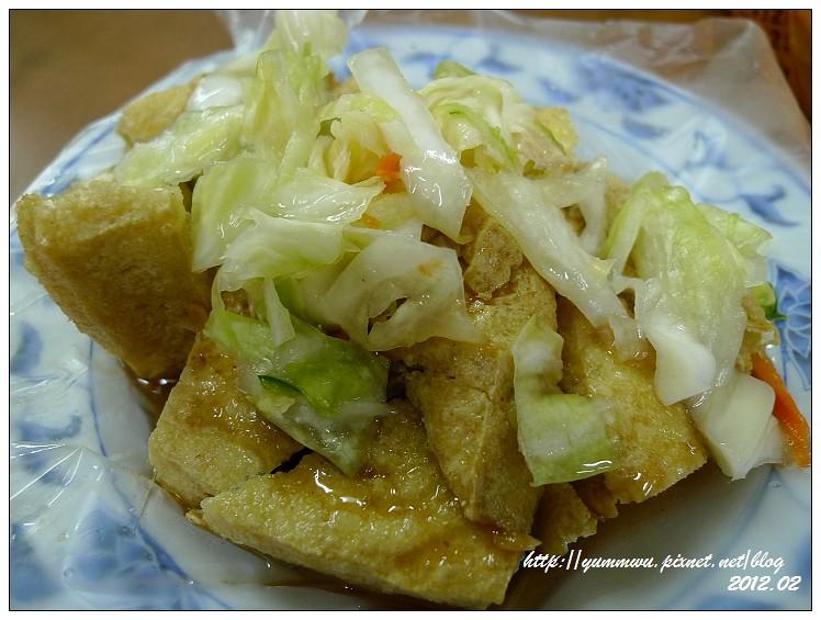 黃石市場油飯臭豆腐1