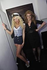 Ahoi Goya (JankaKroft) Tags: berlin drag tv cd crossdressing queen tgirl transgender tranny transvestite crossdresser crossdress transe janka transvestit kroft