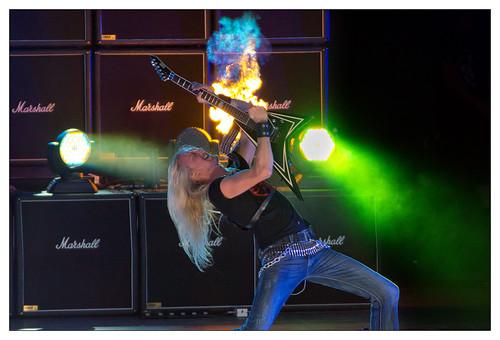 Hammerfall live