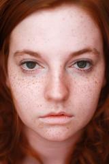 (rachel proctor) Tags: girl canon focus redhead freckles redhair