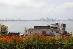 Mumbai City Skyline