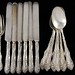 "S37. Towle ""Old English"" Sterling Silver Flatware"