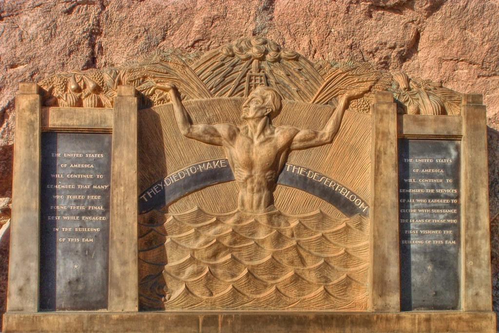 Hoover Dam Memorial