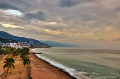 room with a view (Rex Montalban) Tags: longexposure mexico puertovallarta hdr hss photomatix ourroomview rexmontalbanphotography pse9 sliderssunday sheratonbuganviliasvacationclub
