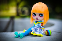 Colors of a Blythe summer
