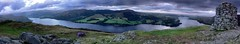 Hallin View (Buckles Photos) Tags: panorama lake water rocks lakes lakedistrict cairn ullswater