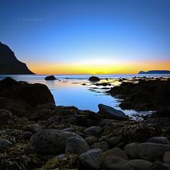 (SteinaMatt) Tags: sunset sea matt nikon steinunn bolungarvk slsetur steina traarhyrna svr matthasdttir