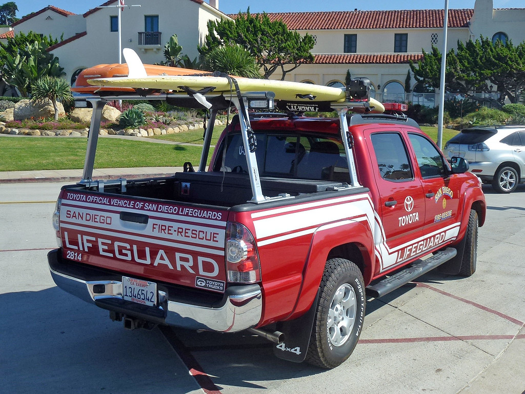 The World's newest photos of lifeguard and toyota - Flickr