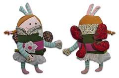 roderina (bigbrownmonster) Tags: monster daddy fun toy design child handmade creative pixie plush fairy parent gift kawaii handcrafted  ideas   preschooler             stayathome       bigbrownmonster wilkietan