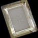 2056. S. Kirk & Son Sterling Silver Pin Tray