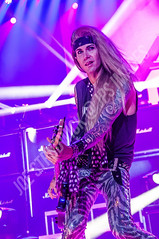 Steel Panther (JPS Images) Tags: steel panther wolverhamptom civic hall october sixth 6th 2012 twenty twelve live stage presence awesome fantastic great shot light lighting amp wall fender marshall tiger stripe ripped leather spandex hair metal fat girls deaths all but asian hooker boots smoke bandanna steps mirror make up cab it wont suck itself laney kramer music guitar drums bass photography jump satchel lexxi foxx stix michael starr zadina amazing