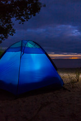 Camping (FarFlungTravels) Tags: ontario canada lakeerie elgincounty artsandcookery