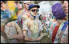 6 (Praneeth Rajsingh) Tags: street color fight paint university painted photojournalism documentary social iowa pj drake raj desmoines singh d610 praneeth 5018g praneethrs praneethrscom