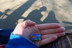 chewing gum (Telefontubbie) Tags: chewinggum oldskool