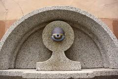 Intra Larue 679 (intra.larue) Tags: street urban art breast arte pit toledo urbano teta sein moulding espagne espagna urbain pecho intra espanya formen seno brust moulage tolede