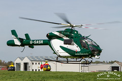 Explorer G-SASR (egbjdh) Tags: life uk paul photography corporate airport md aviation air explorer flight gloucestershire ambulance helicopter gloucester helicopters douglas scheme 900 services rotary staverton beale mcdonnell 902 specialist sasr emergemcy egbj paulbeale may2016 gsasr