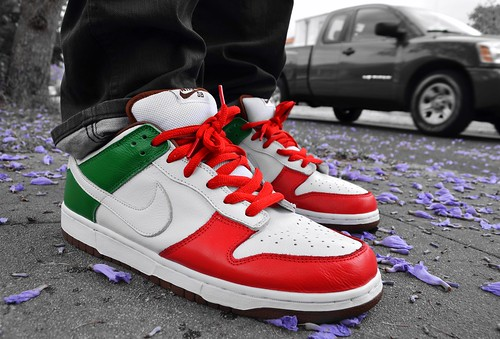 separation shoes 83d96 70d05 2005 Nike SB Cinco De Mayo Dunks
