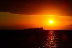 Sunset at Cerro Dragon (iamfisheye) Tags: camera ecuador may olympus galapagos kit 2014 tg2 peregrineadventures