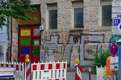 Berlin 2015 - 04 Gartenstrasse (paspog) Tags: berlin germany deutschland murals tags allemagne graffitis fresque gartenstrasse fresques