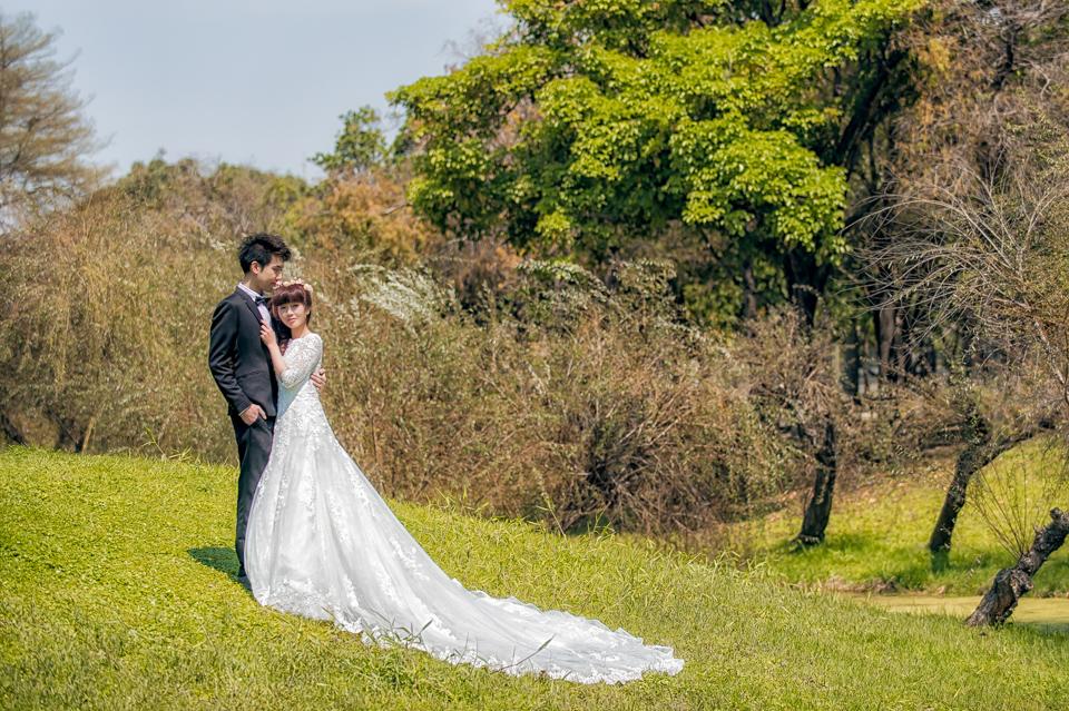 台南自助婚紗 凱蒂 台南婚攝丫賓003