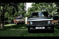 Range Rover Cinematic Photoshop Effect (Ryan J. Nicholson) Tags: cars automotive vehicles cinematic rangerover carshows