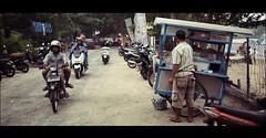Jimbaran, Bali (NikolaiTF) Tags: bali canon scooter motorbike jimbaran 6d