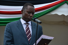 Mr. Robert Mugo - Acting CEO ICTA
