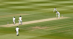 out! (johnny eighto) Tags: vince lords cricket bowled england sport