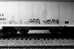 "VOYER GARE • <a style=""font-size:0.8em;"" href=""http://www.flickr.com/photos/80423674@N07/26979012365/"" target=""_blank"">View on Flickr</a>"