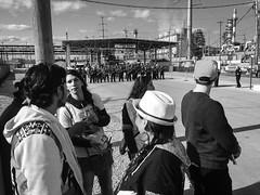 Honor the Earth Breaks Free from Fossil Fuels - BP Refinery in Whiting IN (sarah.littleredfeather) Tags: chicago minnesota lakemichigan greatlakes humanrights lakesuperior climatechange fossilfuels enbridge ojibwe anishinaabe environmentaljustice tarsands fracking 350org whiteearthnation bakkenoil bpwhitingrefinery treatyrights fonddulacband 350milwaukee 350mn tarahouska koreynorthrup harveygoodsky taniaaubid millelacsbandojibwe