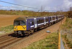 People Mover at Brantham (Chris Baines) Tags: london st liverpool 360 class emu service ipswich aga desiro brantham