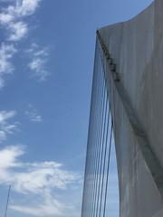 Puente Mujer (AnnAutorino) Tags: detail argentina architecture de puente photography la mujer arquitectura monumento calatrava minimalist icono