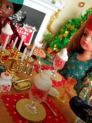 Sindy's Christmas Day - 19 (misssindy) Tags: christmas doll dolls marx 16 gayle diorama pedigree sindy