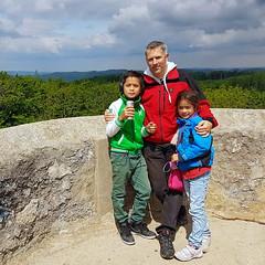 Hiking @ Anninger / Wilhelmswarte 675m (Setiritter) Tags: sterreich hiking peak niedersterreich wandern aut gipfel gumpoldskirchen anninger aussichtswarte wilhelmswarte