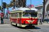 Muni E Line #1009 (Jim Strain) Tags: sanfrancisco trolley tram muni transit streetcar pcc jmstrain