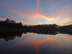 DSC00619 (gregnboutz) Tags: cloud clouds cloudy beautifulclouds cloudiness lakesunset colorfulsunset colorfulclouds springsunset lakesunsets colorfulsunsets cloudylake missourisunset