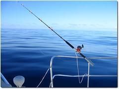 Moving too slow to even fish! (Slackadventure) Tags: sun water boats islands sailing pacificocean cruisers circumnavigation marquesas slackadventure
