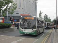 East Yorkshire 388 SN65ZGJ Ferensway, Hull on 155 (1280x960) (dearingbuspix) Tags: eastyorkshire 388 eastriding eyms eastridingofyorkshirecouncil getmovinggoole sn65zgj