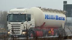 D - Willi Betz >4944 3008< Scania R440 HL (BonsaiTruck) Tags: truck silo lorry camion trucks willi scania betz bulk lastwagen 3008 lorries lkw ffb citerne lastzug 4944 silozug feldbinder powdertank